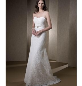 Kenneth Winston - 1501 Lace Wedding Dress